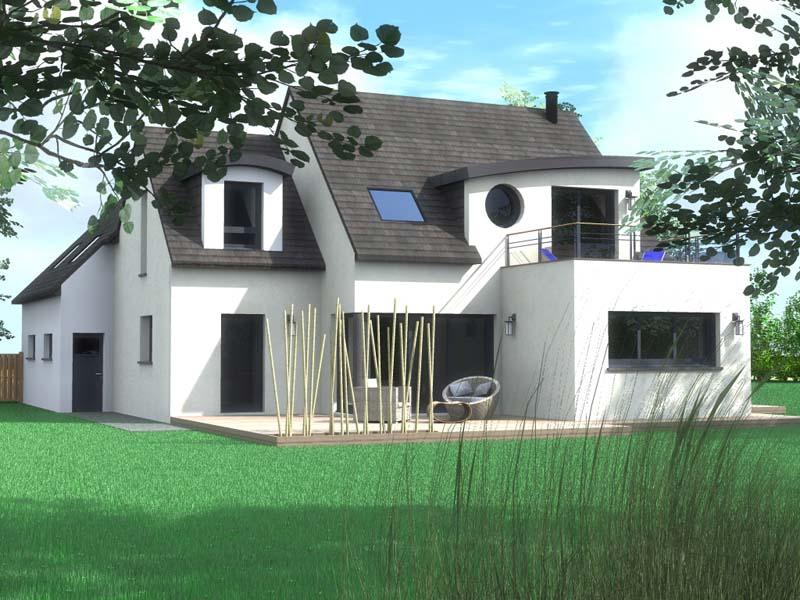 Construire une maison traditionnelle Finistere