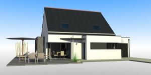 construction maisons traditionnelles Finistère